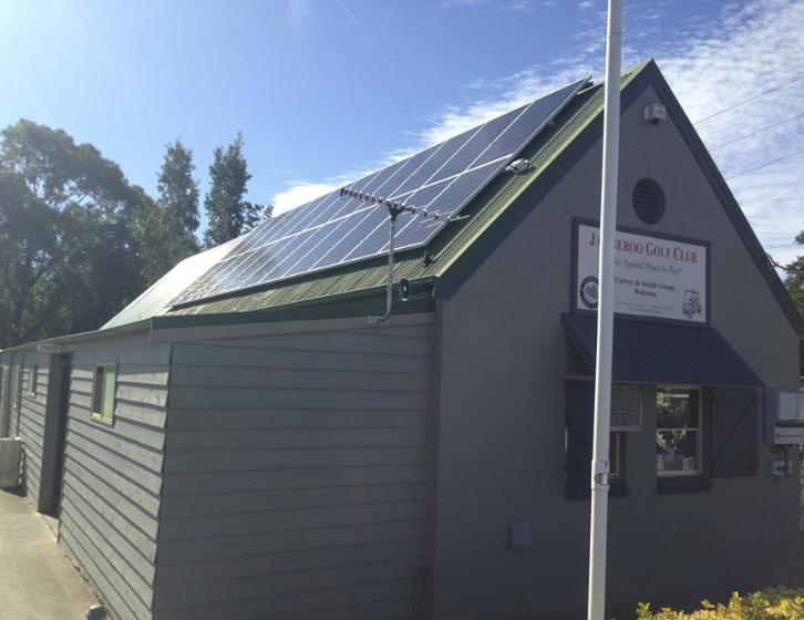 ReneSola 10.0 kW system