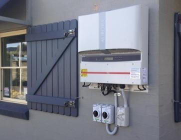 ReneSola 10.0 kW system 2